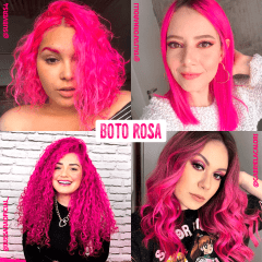Más. Pigm. Kamaleão Color Boto Rosa 150ml