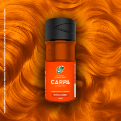 Más. Pigm. Kamaleão Color Carpa - Laranja Neon 150ml