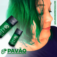 Más. Pigm. Kamaleão Color Pavão 150ml