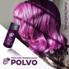 Más. Pigm. Kamaleão Color Polvo - Roxo Intenso 150ml
